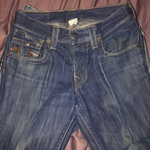 Men True Religion Jeans Size 33